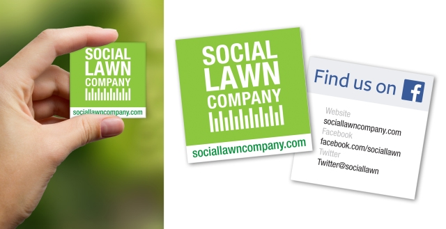 Custom Printing, Real Green, Pest Control, Lawn, Grass, Fertilizer